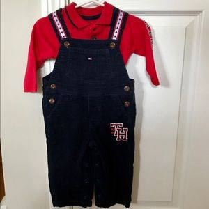 Tommy Hilfiger baby boy Outfit - 6-9M